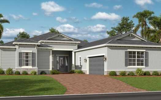 Estate Homes at Vista WildBlue Fort Myers FL