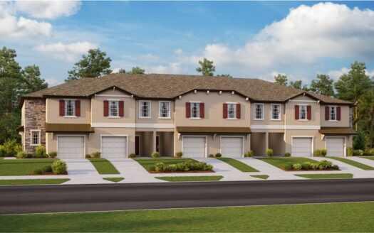 The Maples Town Estates at Cypress Creek Sun City Center FL