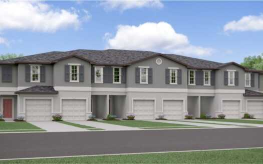 The Maples Townhomes at Cypress Creek Sun City Center FL