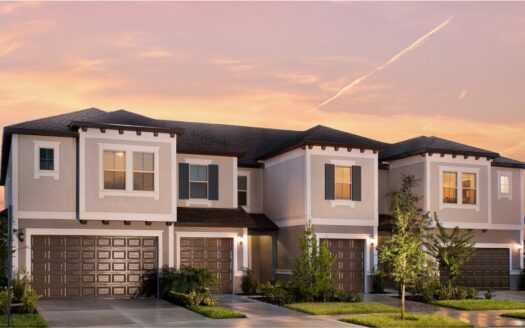 The Townhomes at Epperson Wesley Chapel FL
