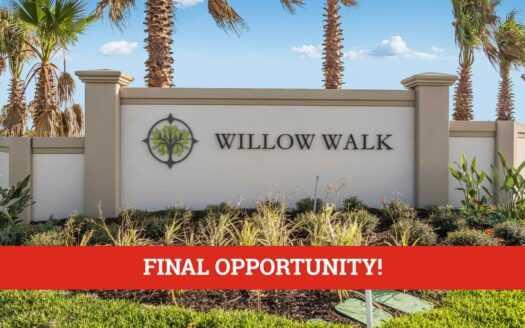 Willow Walk North Exterior